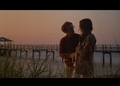 Annie Hall, on the beach - woody-allen screencap