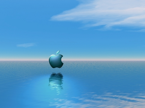 apel, apple wallpaper