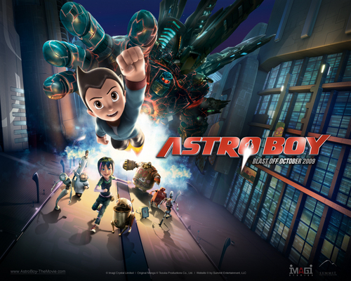 Astro Boy The Movie