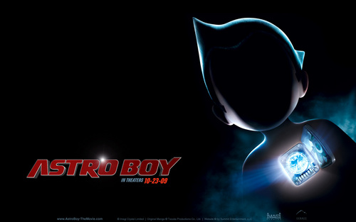 Astro Boy and the Blue Core