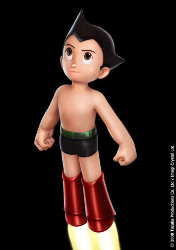 Astro Boy wallpaper titled Astro Boy