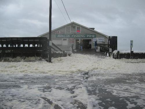 Avalon Pier Kill Devil Hills,NC.