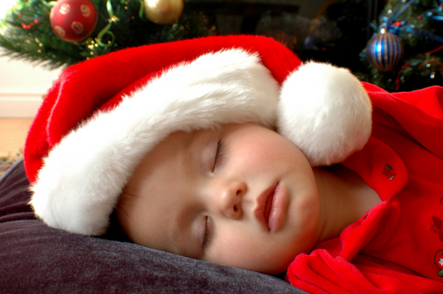 Baby Christmas - sweety-babies Photo