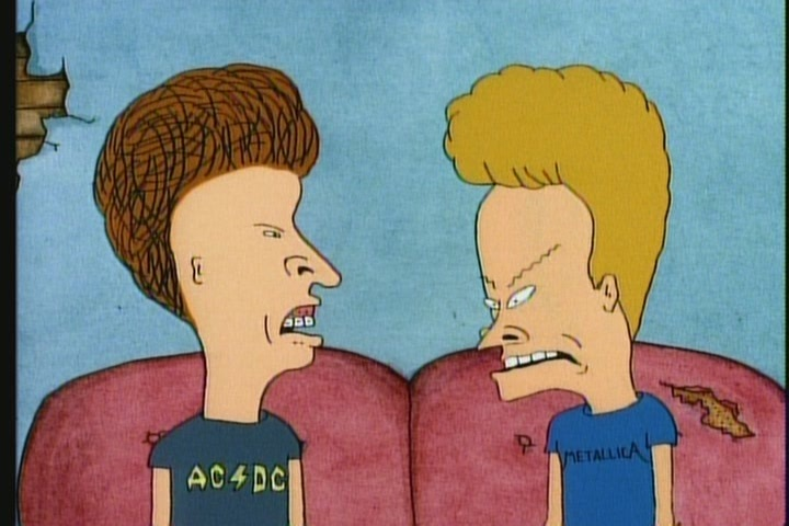 Beavis and butthead quote