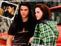 Bella & Jake (1280x960) - jacob-and-bella wallpaper