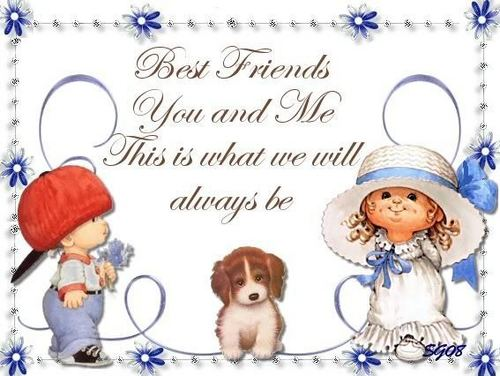 Best Друзья