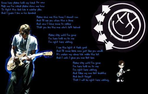 Blink 182 fond d'écran