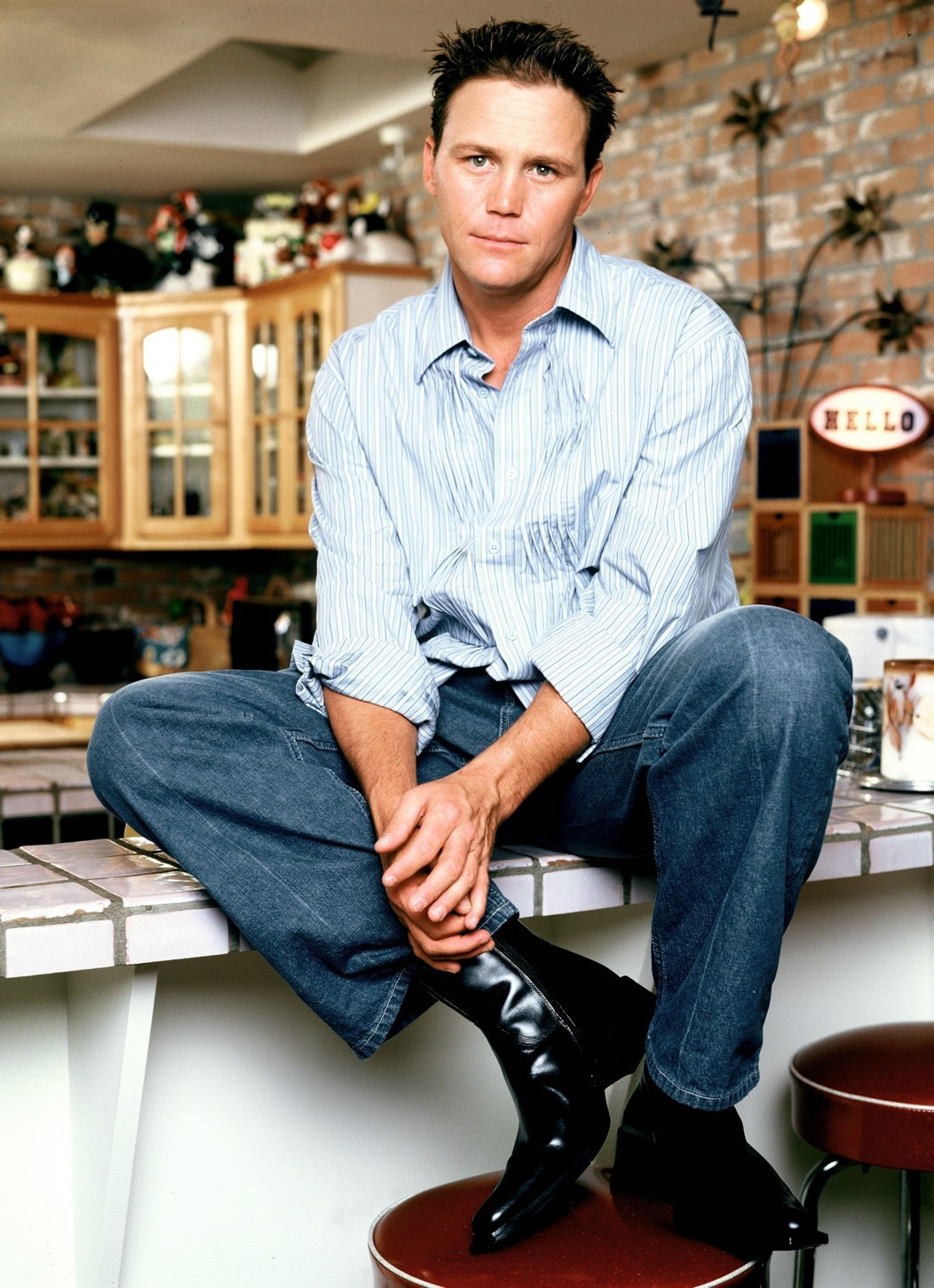 brian krause young