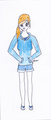 Bridget Manga - total-drama-action fan art