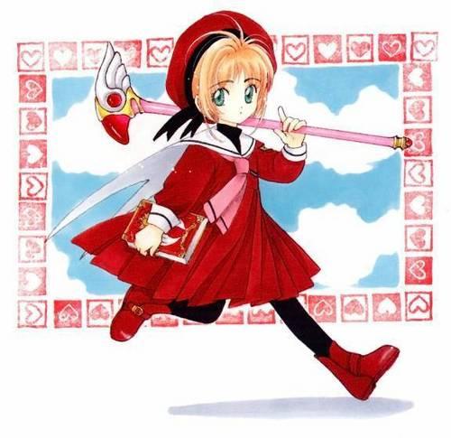Cardcaptor Sakura پیپر وال titled CCS