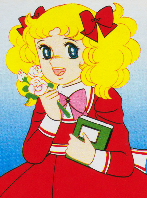 Candy Candy anime
