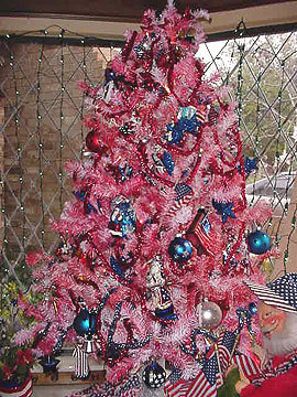 Candy Colored Christmas arbre