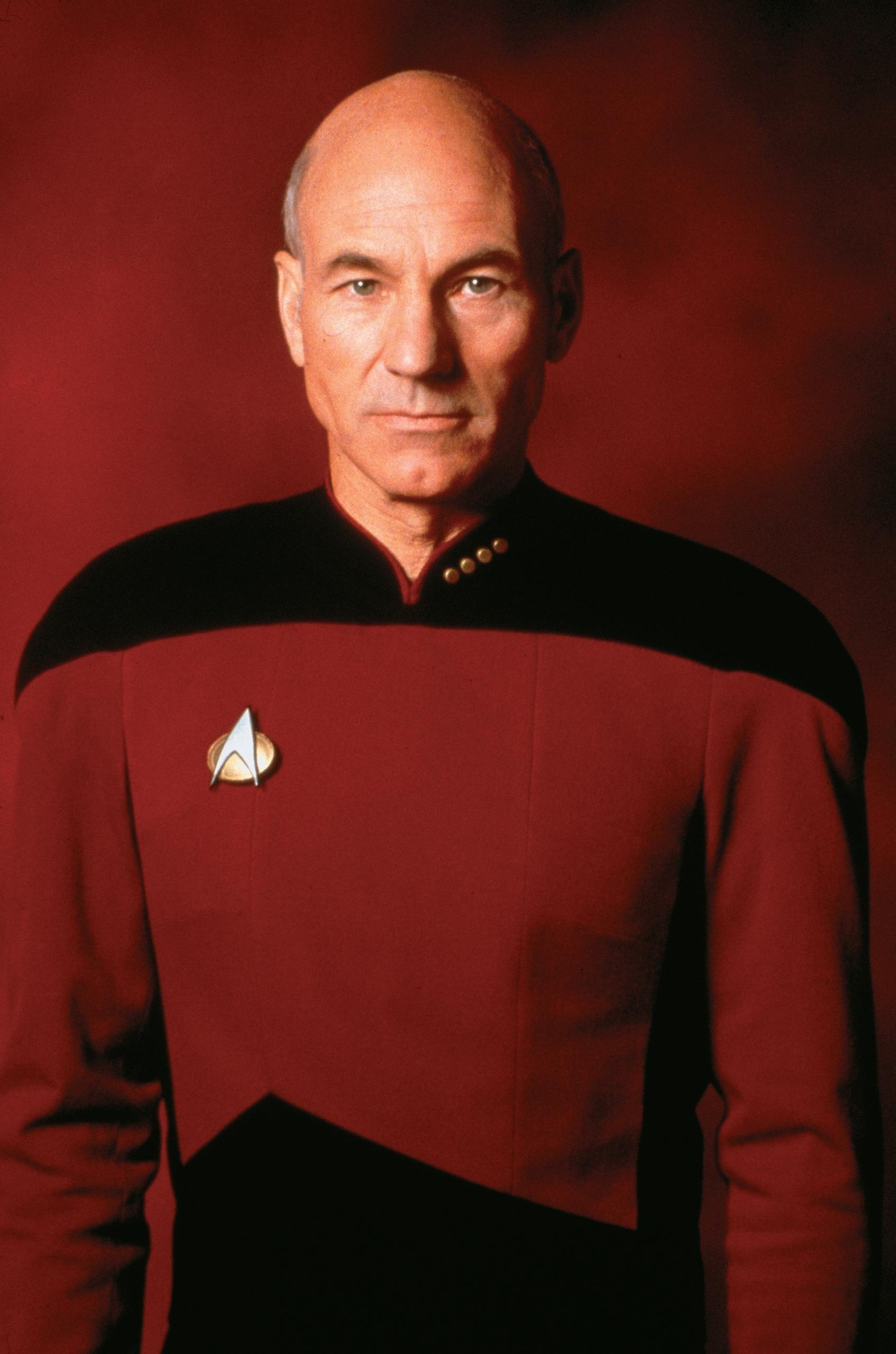 Captain Picard Star Trek