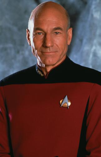 Star Trek-The Next Generation wallpaper called Captain Jean-Luc Picard