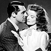 Cary Grant photo with a business suit called Cary Grant and Katharine Hepburn