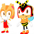 Charmy and Cream colored