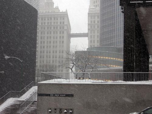 Chicago in Winter
