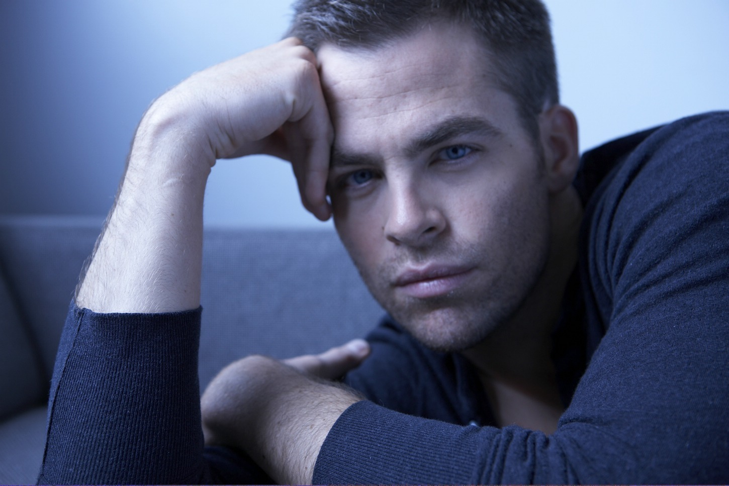 Chris Pine - Chris Pine Photo (9426405) - Fanpop