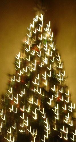 giáng sinh cây Lights