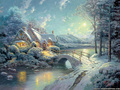 Pretty Winter Scene