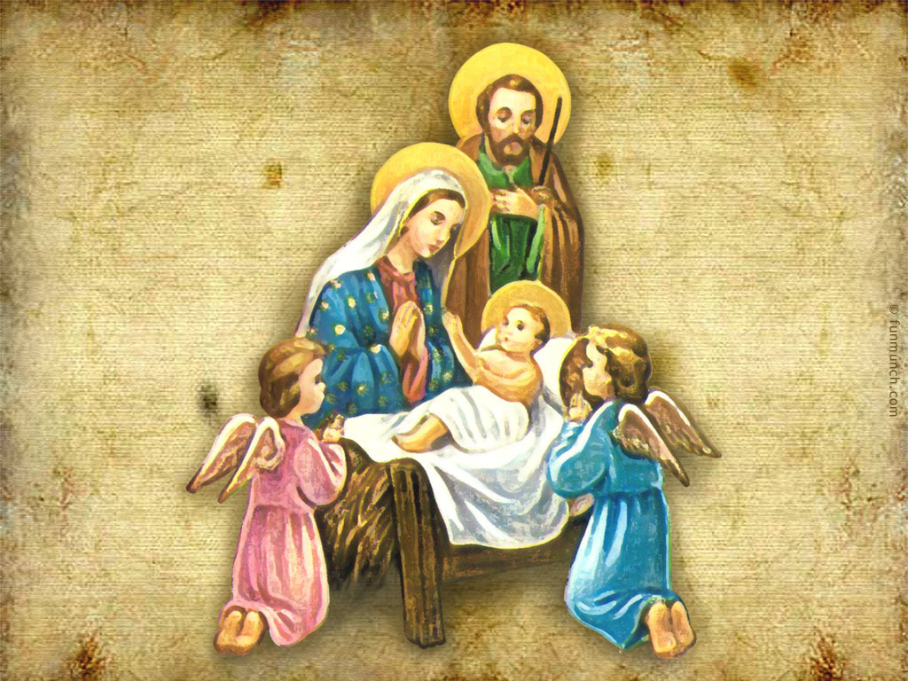 Jesus images Christmas Wallpaper wallpaper photos (9413550) | 1024 x 768 jpeg 291kB