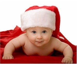 Christmas baby - sweety-babies Photo