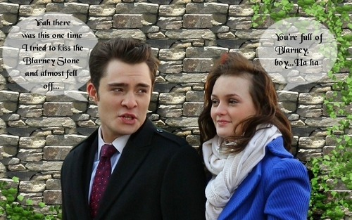 Chuck & Blair Blarney 城堡