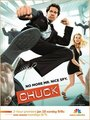 Chuck - New Season 3 Poster