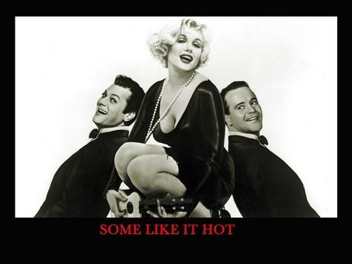 Some Like It Hot Classic वॉलपेपर