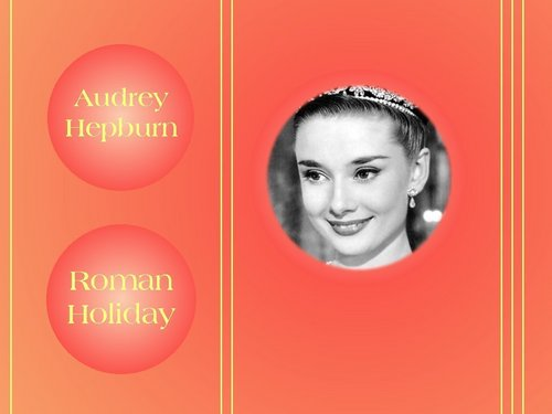 Roman Holiday Classic Wallpaper