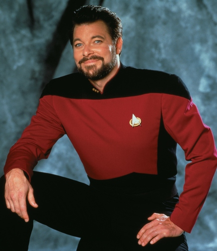 Commander William T. Riker