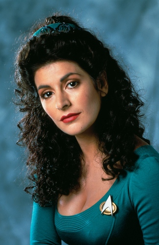 Counselor Deanna Troi