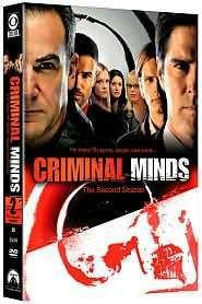 Criminal Minds Season 2 DVD Art Front