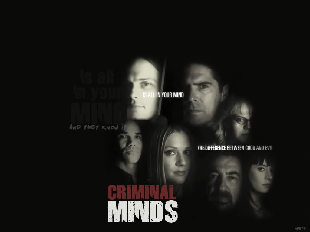 criminal minds criminal minds wallpaper 9408594 fanpop