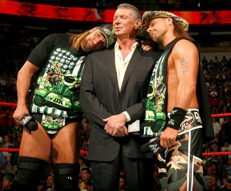 DX and Vince
