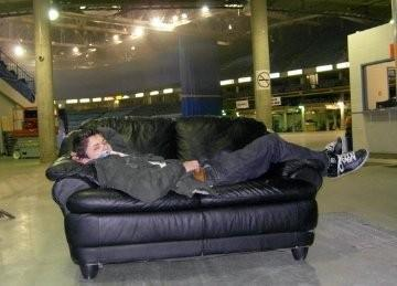 Damian McG Damian-on-a-couch-damian-mcginty-9472850-360-259