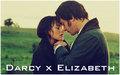 Darcy & Elizabeth <3