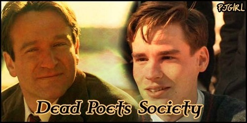 Dead Poets Society wallpaper possibly with a sign, a portrait, and anime entitled Dead Poets Society