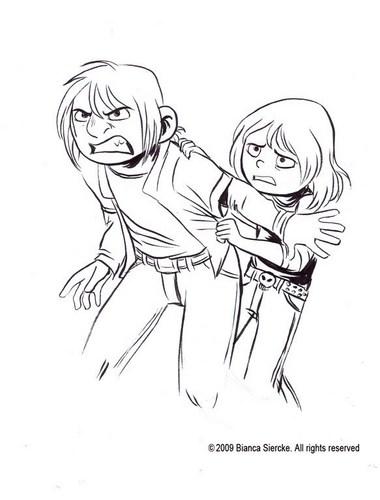 Derek and Chloe series 3