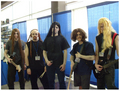 Dethklok Cosplay - metalocalypse photo