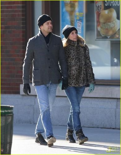 Diane and Josh
