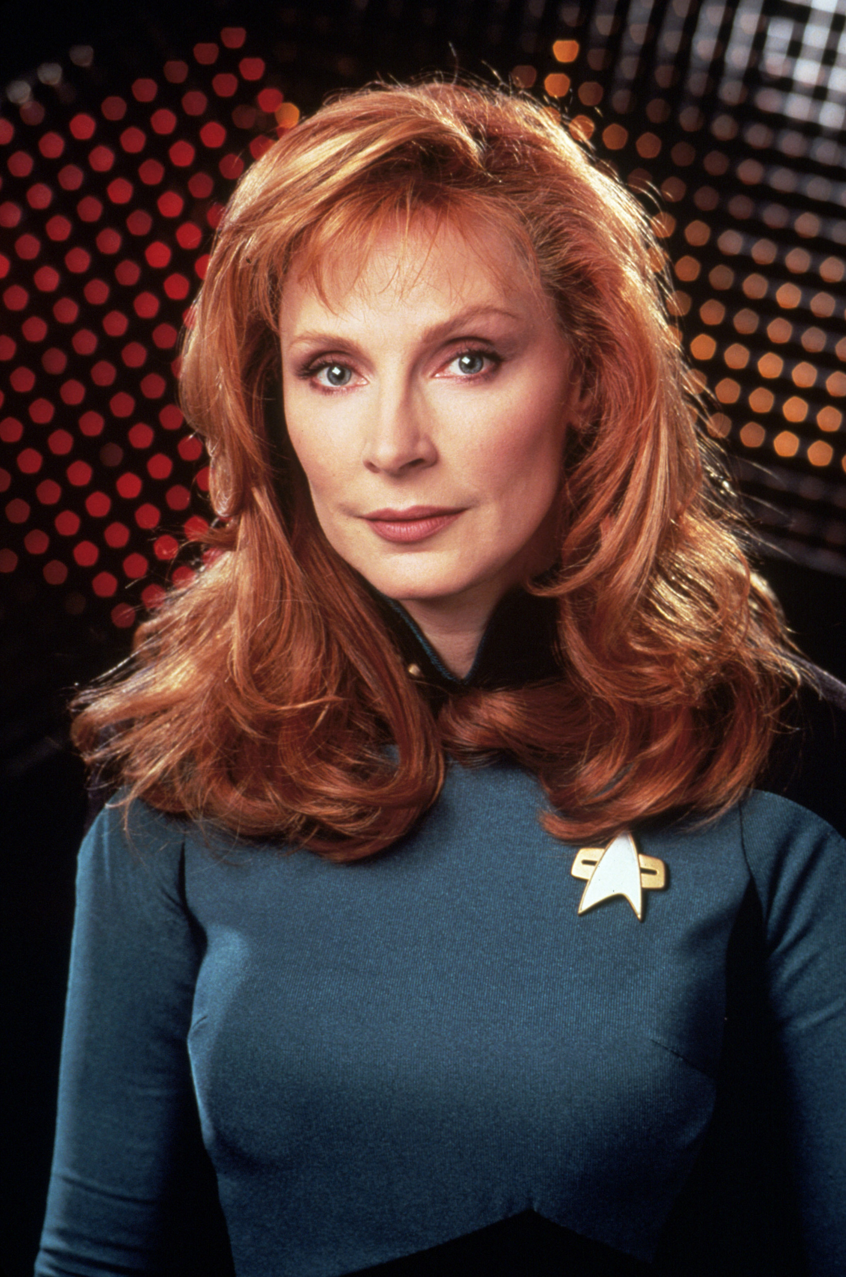 Star Trek Dr Crusher