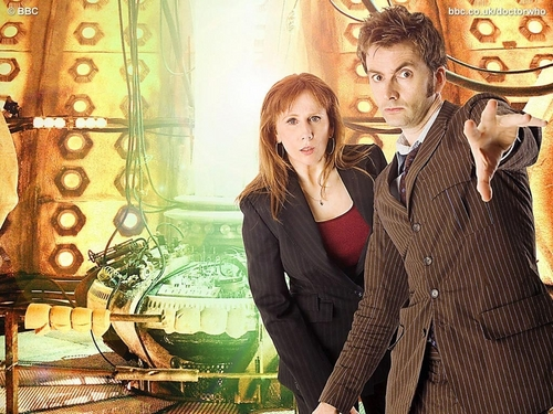 Doctor Who Series 4 Promotional Pictures
