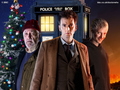 Doctor Who The End of Time Promotional 바탕화면
