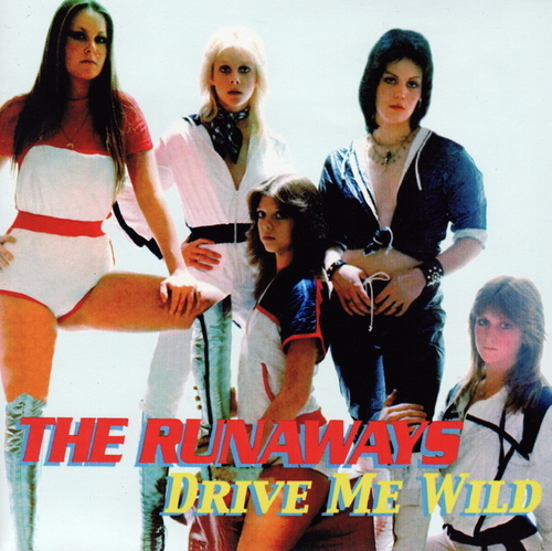 the runaways wallpaper entitled Drive Me Wild Single