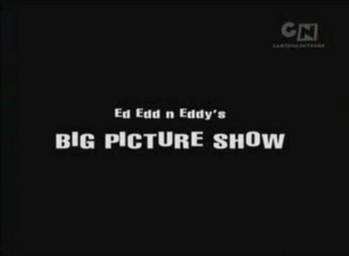 Ed, Edd n Eddy's Big Picture tampil judul