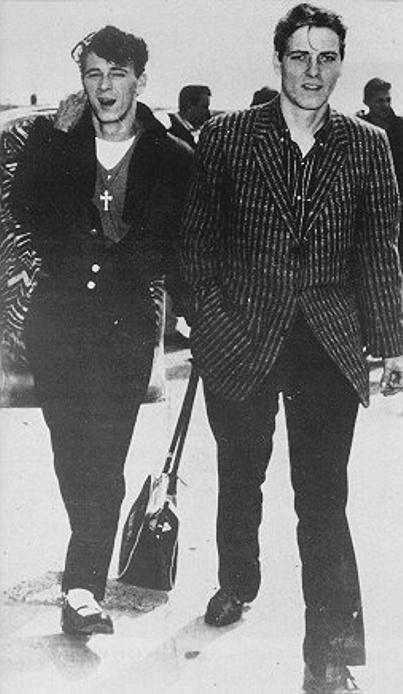 Eddie & Gene