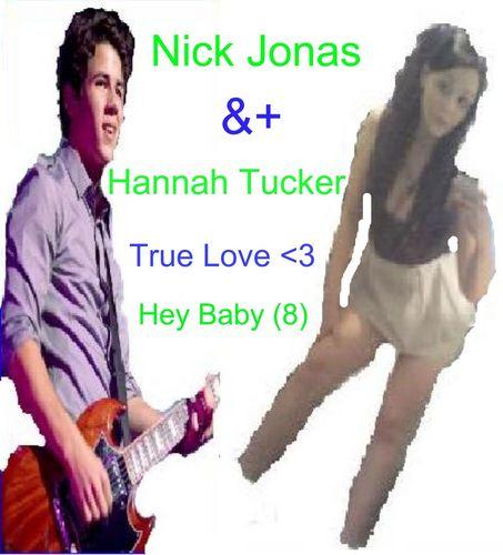 Редактировать of me and Nick Jonas x