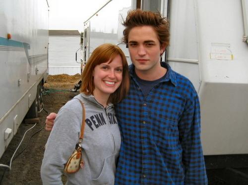 Edward Cullen Robert Pattinson অনুরাগী ছবি