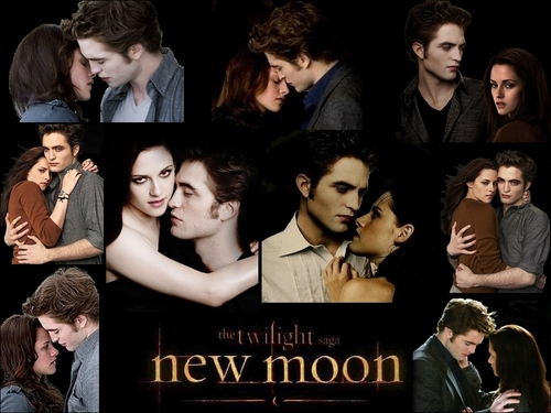 Edward and Bella New Moon